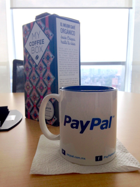paypal mexico cafe mycoffeebox