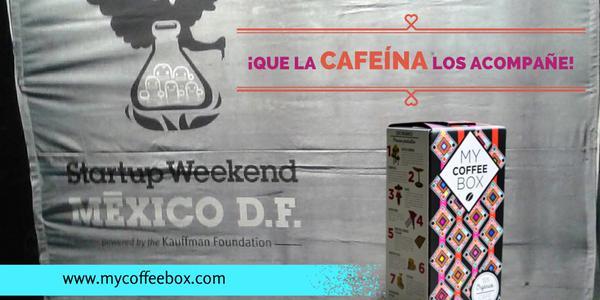 startup weekend mycoffeebox mexico