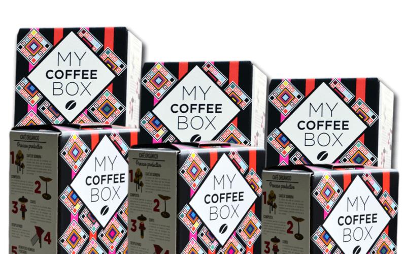 6 envios mycoffeebox