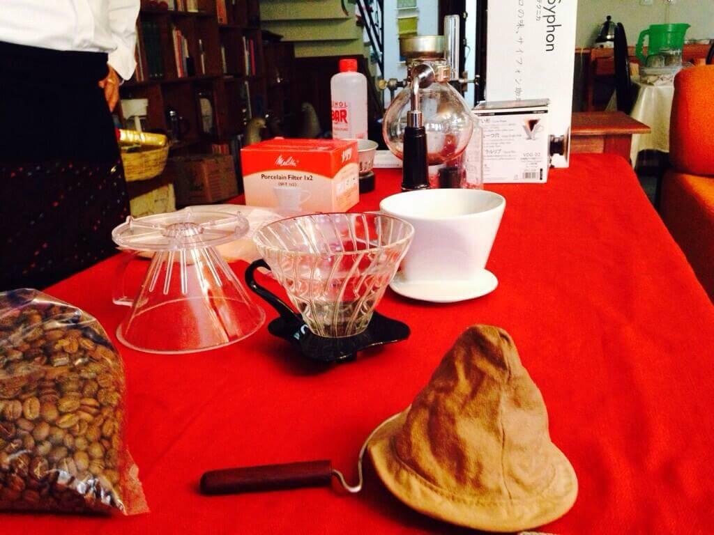 accesorios para preparar café sin cafetera