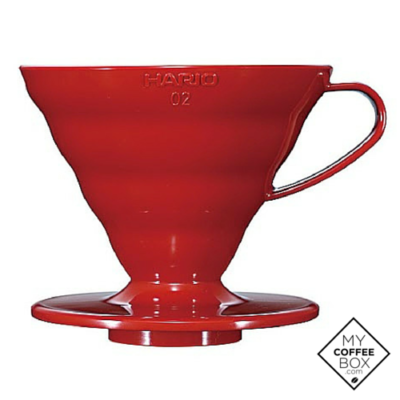 v60 vd-02w dripper mexico color rojo