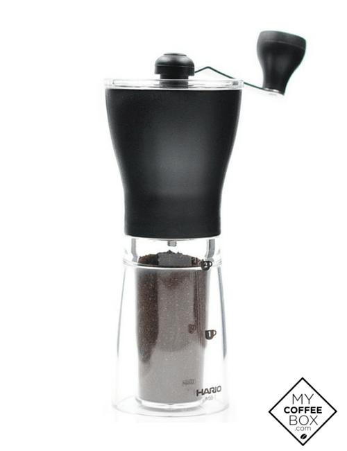 molino de cafe mini personal de Hario