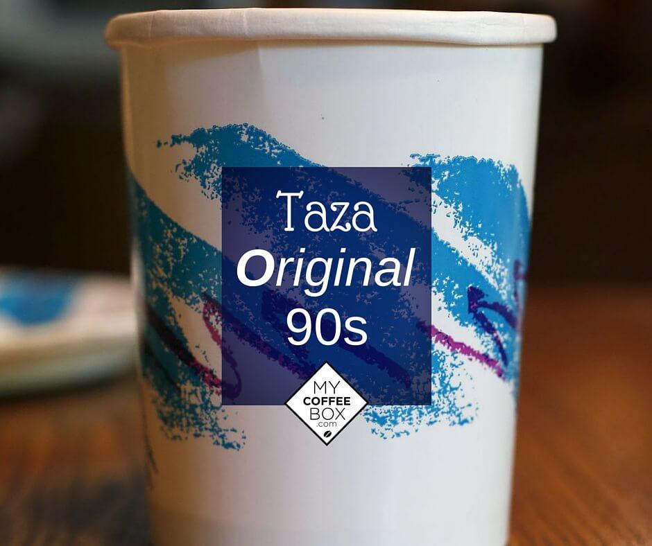 Tazas de caf originales springfield y gina mycoffeebox - Tazas de cafe de diseno ...
