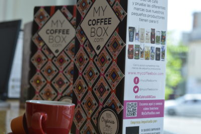 suscripcion especial cafe organico MycoffeeBox