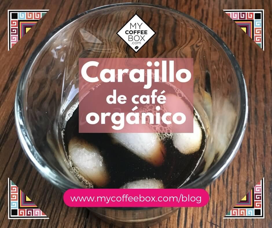 Carajillo de café orgánico