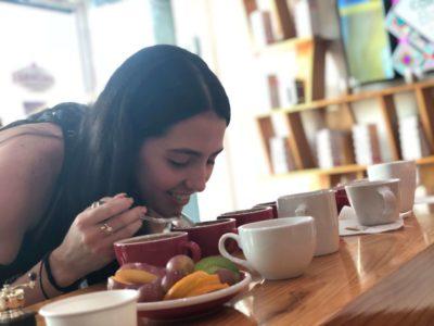 taller catacion de café en Tuxtla