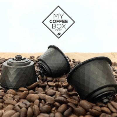 capsulas compatibles dolce gusto cafe mexicano