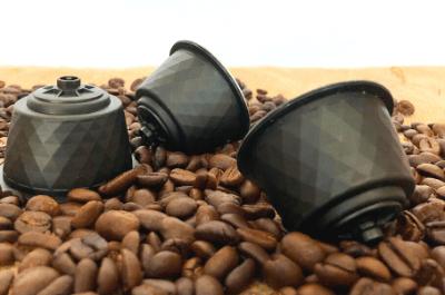 Cápsulas compatibles con cafeteras Dolce