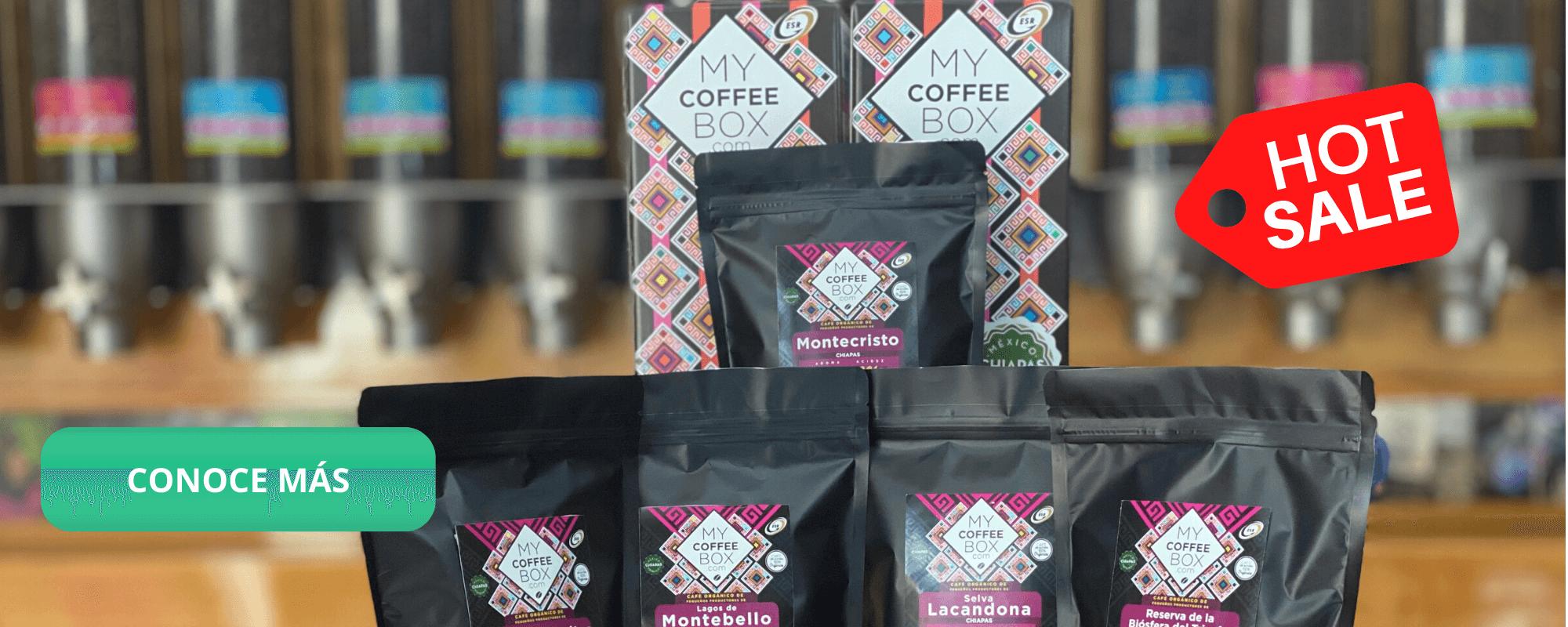 promocion hotsale mycoffeebox descuento